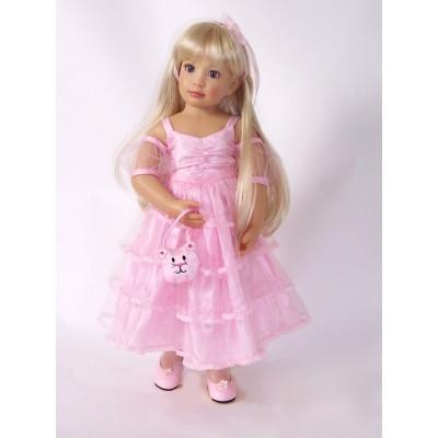 Poupée Princesse en Rose - Kidz'n'Cats