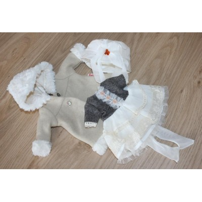 Vêtement Natascha pour poupée Minouche
