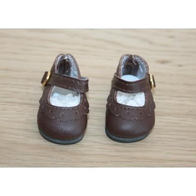 Chaussures classiques Brunes pour Little Darling