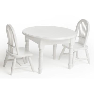 2 Chaises Table La Pour Poupées Et Ses IgyYbv76f