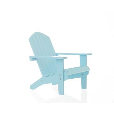 La Chaise Adirondack Bleue pour poupées