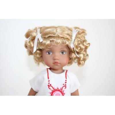 Perruque Lulu pour Boneka