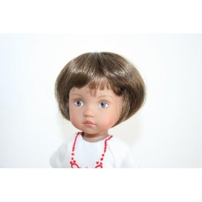 Perruque Doris pour Boneka