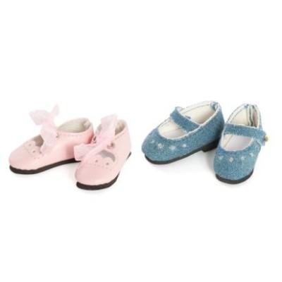 Set de Chaussures n°2 pour Minis Kidz
