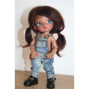 Tiny Remy Tan yeux bleus BJD 16 Cm