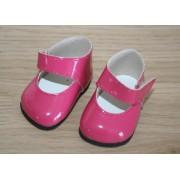 Chaussures fuchsia