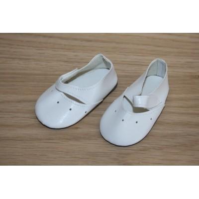 Ballerines blanches