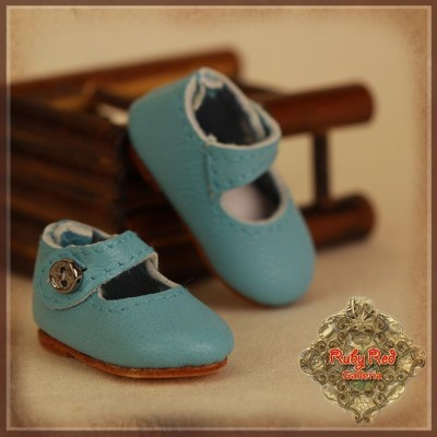 Chaussures bleues Maryjane pour InMotion Girl