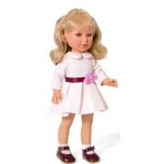 Paulina Blonde robe en piqué de coton Edition 2015