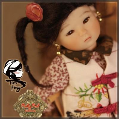 Poupée Ten Ping Huitième Edition