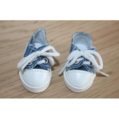 Chaussures de sport en toile