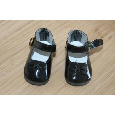 Chaussures noires vernies