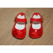 Chaussures rouges vernies