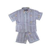 Pyjama Court Eté Vache - 6 Ans