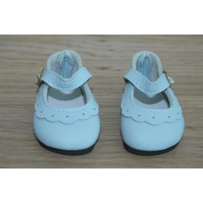 Chaussures Classiques Bleu ciel