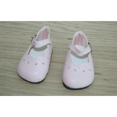 Chaussures découpées Rose