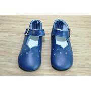 Chaussures découpées Bleu indigo pour Kish 14 inch