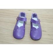 Chaussures découpées Mauve foncé pour Kish 14 inch