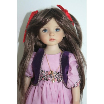 Perruque Rheanna pour Little Darling