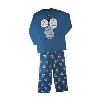 Pyjama Long Eté LE CHAT GELUCK  - 6 Ans
