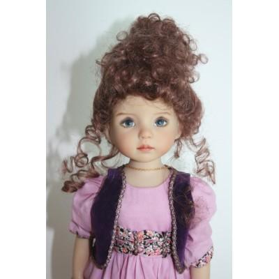 Perruque Margie pour Little Darling