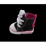 Sneakers hautes noires