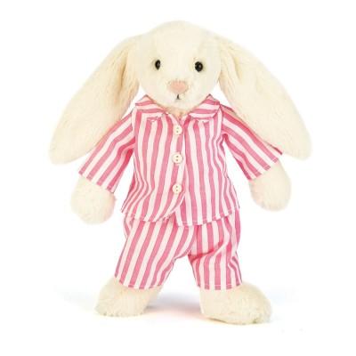 Bella le lapin en pyjama - 23 Cm