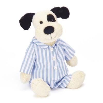 Paxton le chien en pyjama - 23 Cm