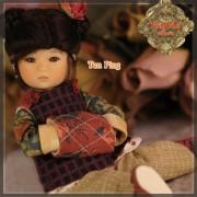 Poupée Ten Ping Douzième Edition