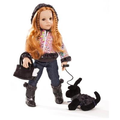 Poupée Hannah et son chien - Edition 2016