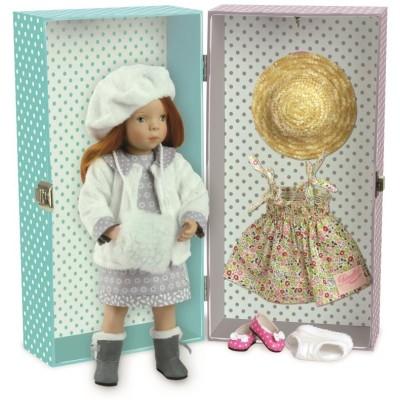 Minouche Olga dans sa malle-cabine - Edition 2016