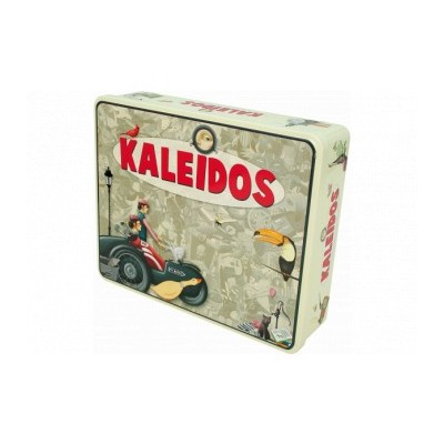 Boîte Métal - KALEIDOS - Cocktail Games /Ystari