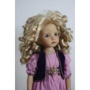 Perruque Belle pour Little Darling