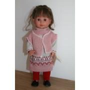 Marietta Robe tricot et gilet