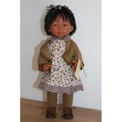 Marietta en tenue d'hiver Edition 2014