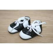 Chaussures bicolores pour Little Darling
