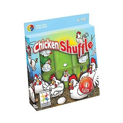 Jeu Solitaire - Chicken Shuffle
