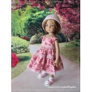 Tenue Praline Rose pour Poupée Little Darling