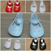 Chaussures découpées Glaïeul