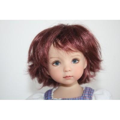 Perruque Roxie pour Little Darling
