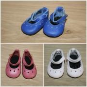 Chaussures Mary Jane à petits trous Azalée