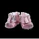 Sandales roses à franges Adora Friends