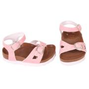 Sandales confort à boucles pour poupée Gotz 50 Cm