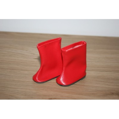 Bottes rouges pour Amigas