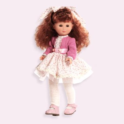 Poupée Clara aux Cheveux roux bouclés