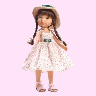 Poupée Fashion Girl Robe d'été