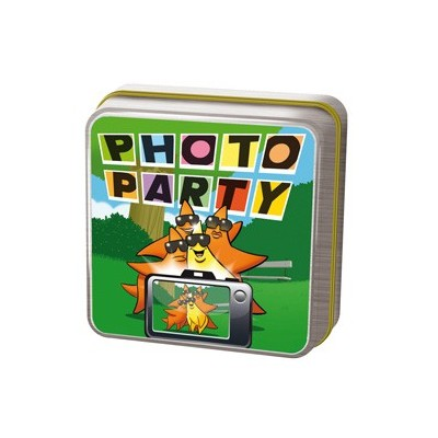 Jeu de Cartes - Photo Party