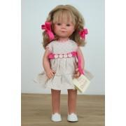 Marietta Blonde Robe rose - Edition 2014