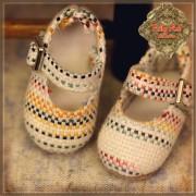 Chaussures Maryjane Coton tissées pour InMotion Girl