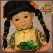 Poupée Ten Ping à Table 14ème Edition
